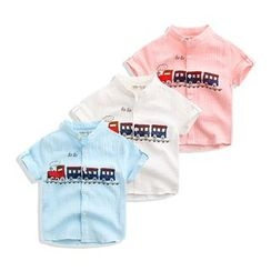 Sola - Kids Short-Sleeve Shirt