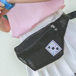 Youme - Mesh Waist Bag