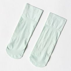 LA SHOP - Plain Socks