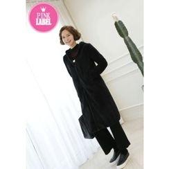 Lemite - Hooded Fleeced Zip Coat
