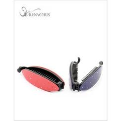 soo n soo - Embellished Hair Clamp