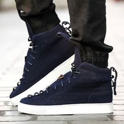 Easy Steps - High-Top Sneakers