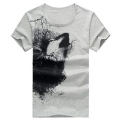 Evzen - 印花T恤