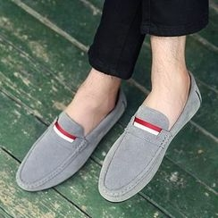 Araeo - Striped Loafers