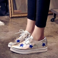 Sunsteps - Star Lace-Up Shoes