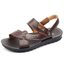 Zuruck - Genuine Leather Sandals