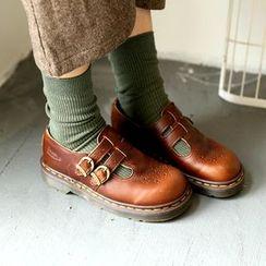 Ganki - Plain Socks
