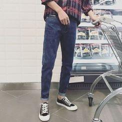 子俊 - 贴布绣牛仔裤