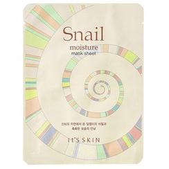 It's skin - Snail Moisture Mask Sheet