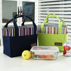 Dolce Vita - Stripe Lunch Bag