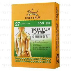 TIGER BALM - Plaster (Cool)