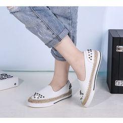 BAYO - 鉚釘輕便鞋