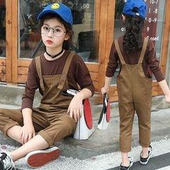PAM - Kids Set: Long-Sleeve T-Shirt + Jumper Pants
