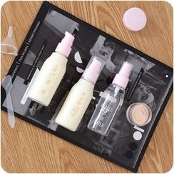VANDO - Travel Skincare Packing Bottle Set
