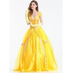 Hankikiss - Belle Cosplay Costume