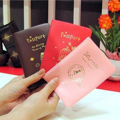 Hera's Place - Passport Case