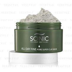 Scinic - All Day Fine Pore Super Clay Mask