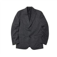 THE COVER - Notched-Lapel Single-Breasted Jacket