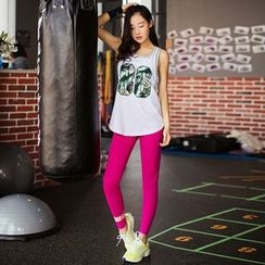 MANANA - Yoga Pants