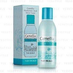 HANAKA - Camellia Hyaluronic Acid Moist Toner