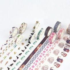 OH.LEELY - Japanese Print Masking Tape