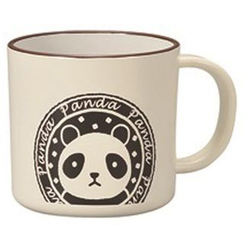 Miyamoto Sangyo - Animal Stamp Mug Panda