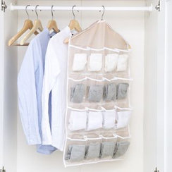 Cutie Bazaar - Hanging Organizer With 16 Pockets