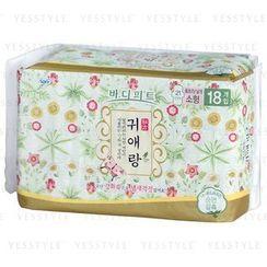 Sofy - 韓方中草藥衛生巾 (21cm)