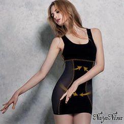 Naya Nina - 長版寬肩塑身衣