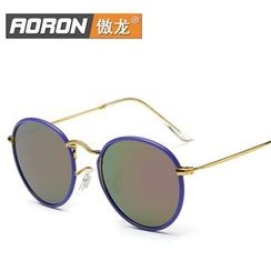 AORON - Kids Round Sunglasses