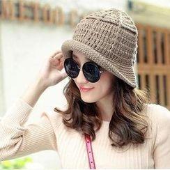 GreatMay - Knit Bucket Hat