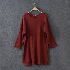 Rosadame - 圆领T恤