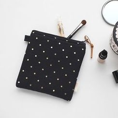 Full House - Dot Coin Purse / Cable Tidy / Sanitary Pad Pouch