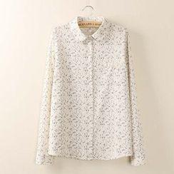 Tangi - Patterned Shirt
