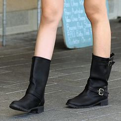 SO Central - Buckled Boots