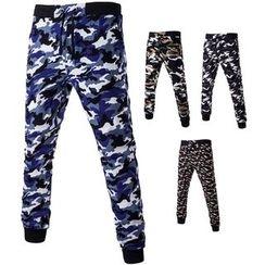 Fireon - Camouflage Sweatpants