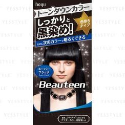 hoyu - Beauteen Bubble Hair Color (Super Black)