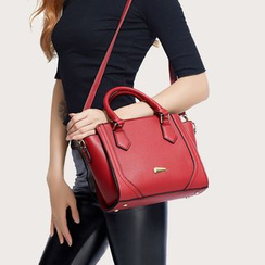 Rabbit Bag - Faux Leather Satchel
