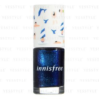 Innisfree - Eco Nail Color Pro (#143 Dark Blue)