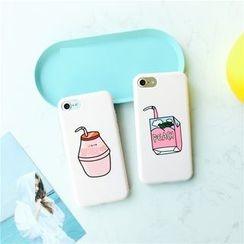 Milk Maid - 印花手机套 -  iPhone 6 / 6 Plus