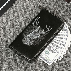BagBuzz - Printed Long Wallet