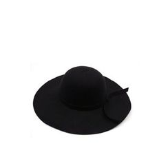 Ohkkage - Ribbon-Trim Hat