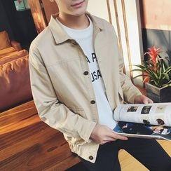 Prep Soul - Buttoned Jacket
