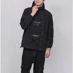 Bigboy - Zip Hooded Jacket