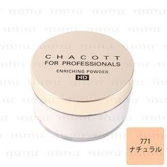 Chacott - Enriching Powder (#771 Natural (Bright finishing))