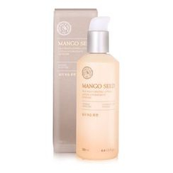The Face Shop - Mango Seed Silk Moisturizing Lotion 130ml