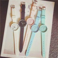 Cimmeria - Silicone Strap Watch