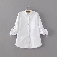 Ainvyi - Tab-Sleeve Shirt
