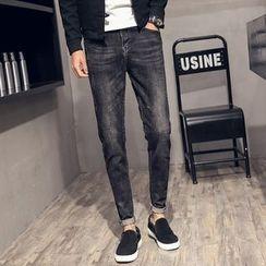 Bloemen - Slim Fit Jeans
