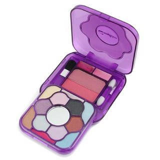 Cameleon - MakeUp Kit 303-3: 10x Powder Eye Shadow, 2x Compact Blusher, 4x Lip Gloss